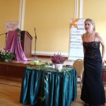 Popular Polish opera singer performing at Warsaw kickoff event