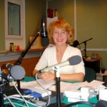 Mira Jankowska, Catholic/secular live radio talk show host